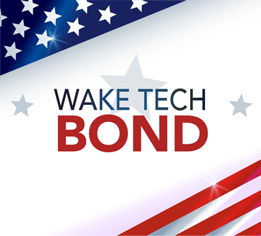 Wake Tech Bond information