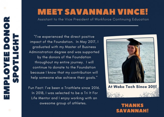 wake tech community college increasing revenue with salesforce