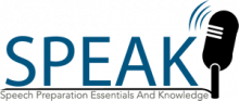 Speak Center logo