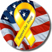 Yellow Ribbon - Support Our Troops