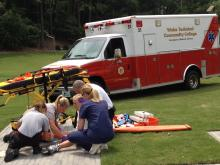 Emergency Medical Science Image