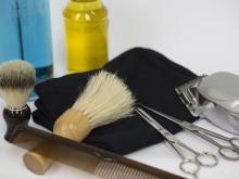 Barbering Tools of the Trade
