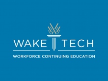 Training through Workforce Continuing Education (non-credit)