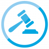 Criminal Justice Technology Icon