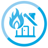 Fire Protection Technology Icon