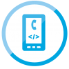 Mobile Applications Developer Icon